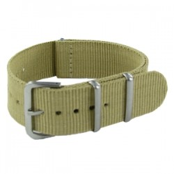 Bracelet Nato Beige