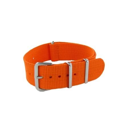 Orange Nato Strap