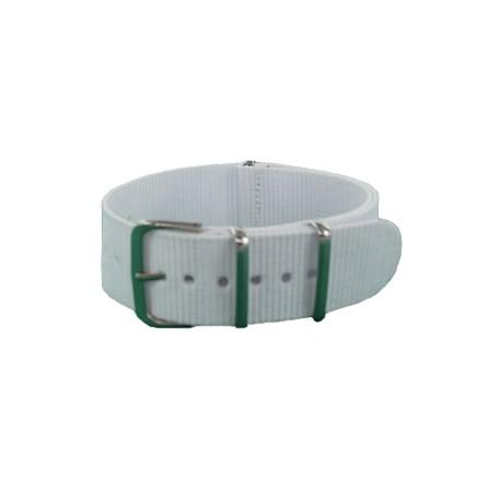Bracelet Nato Blanc