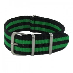 Nato James Bond Black/Green