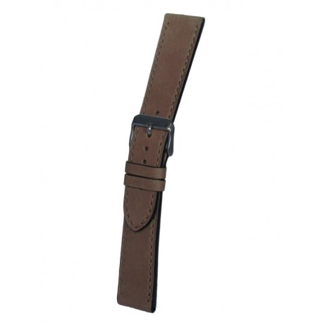 Honey Vintage Leather Watch Strap