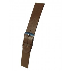 Gold Ultra-thin Leather Watch Strap Without Stitching