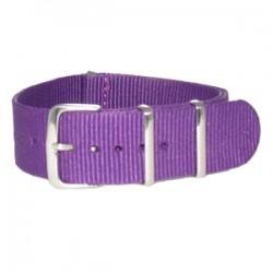 Purple Nato Strap