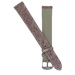 Pink Lady Watch Strap Stingray Imitation