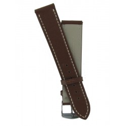 Hermes Style Brown Lady Watch Strap