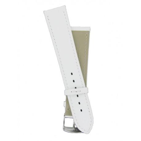 meilleures baskets 7d0c1 5fef5 Bracelet Montre Blanc Femme Style Hermès