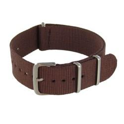 Bracelet Nato Marron