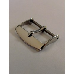 Silver Buckle - Stainless Steel