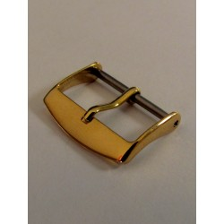 Gold Buckle - Stainless Steel