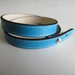 Orient Double Wrap Leather Strap