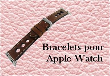 Bracelets pour Apple Watch